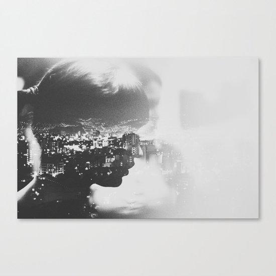 Daniella, 2012  Canvas Print