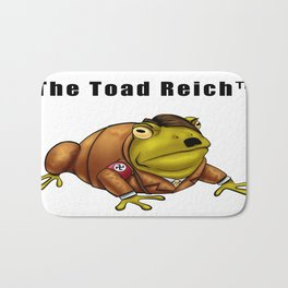 The Toad Reich Bath Mat