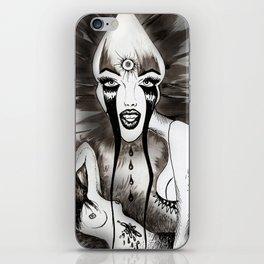 Abduction iPhone Skin