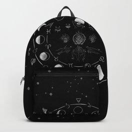 WildOne Tarot Cloth Backpack