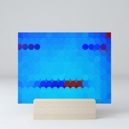 Dot Sequence Mini Art Print