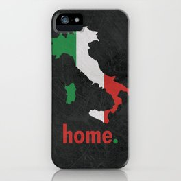 Italy Proud iPhone Case