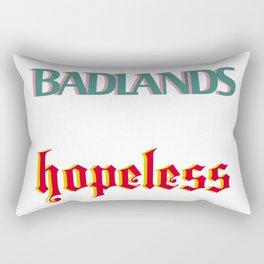Halsey's Albums Rectangular Pillow