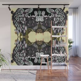 Lace Wing Wall Mural