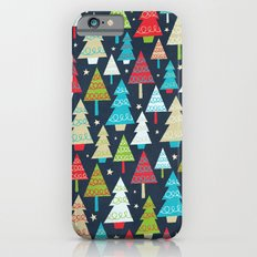 Christmas Trees iPhone 6 Slim Case