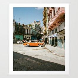 Cuba 013 Art Print