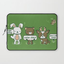 Rights of Spring Laptop Sleeve