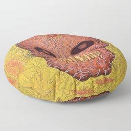 Autumn Remembrance Floor Pillow