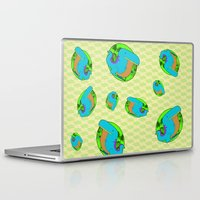 dino Laptop & iPad Skins featuring Dino by R.E.L