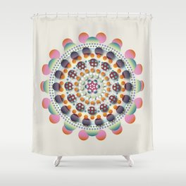 Sweetest Girl Shower Curtain