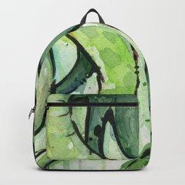 Cthulhu Green Tentacles Backpack