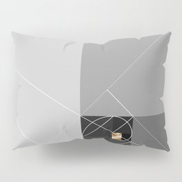 COPPER RATIO Pillow Sham