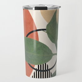 Nature Geometry III Travel Mug