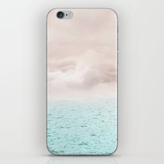 Pastel vibes 40 - Serenity iPhone & iPod Skin