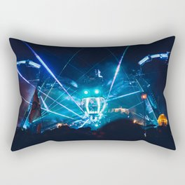 Space Spider Rectangular Pillow