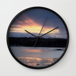 Breakthrough on the Water Wall Clock