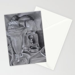 American Diner Stationery Cards