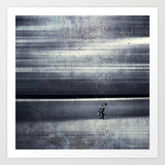 drifters Art Print
