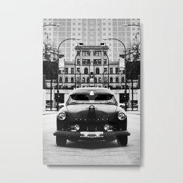Dream Car Metal Print
