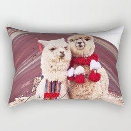Oh my darling Rectangular Pillow