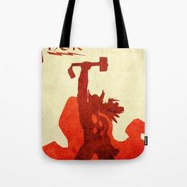 The Avengers Thor Tote Bag