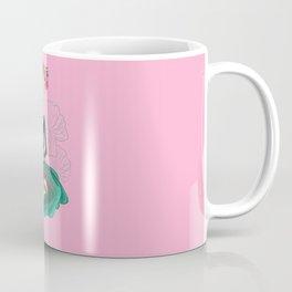 dame de Lotus Coffee Mug
