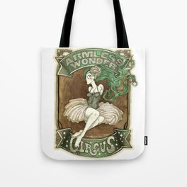Armless Wonder Tote Bag