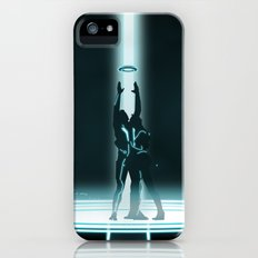 TRON PORTAL iPhone (5, 5s) Slim Case