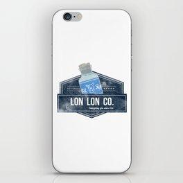 Lon Lon Co. iPhone Skin