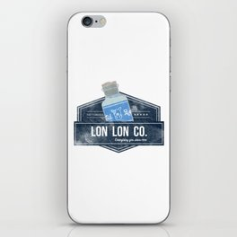 Lon Lon Co. iPhone Skin