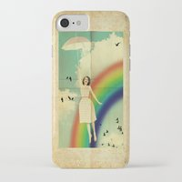dorothy iPhone & iPod Cases featuring Dorothy by Robin Curtiss