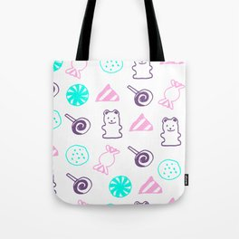 candy Lover Tote Bag