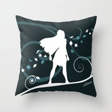 Colors of the Wind (Pocahontas) Throw Pillow