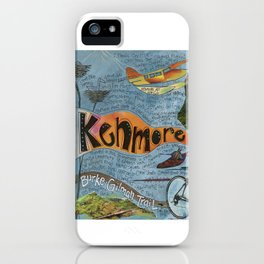 Kenmore, Washington iPhone Case