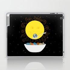 The Sun Eating Breakfast Laptop & iPad Skin