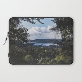 View of Lake Windermere - Landscape and Nature Photography Laptop Sleeve