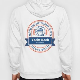 Yacht Rock Captain - Party Boat Drinking product Hoody