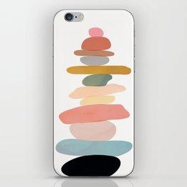 Balancing Stones 22 iPhone Skin