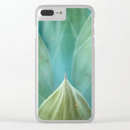 Maguey Clear iPhone Case