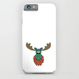 Knuckle Moose iPhone Case
