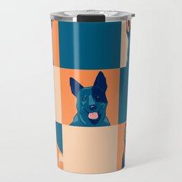 It's a Hard Enough Rough Travel Mug