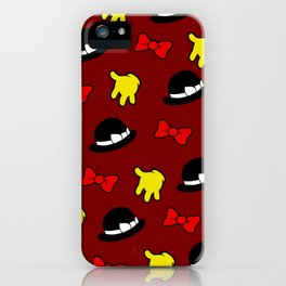 MadCat&Boog iPhone Case