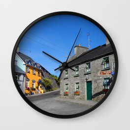 Kinvara Bed & Breakfast Wall Clock