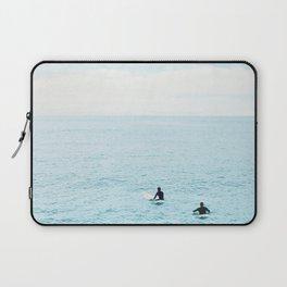 Flat Ocean Laptop Sleeve
