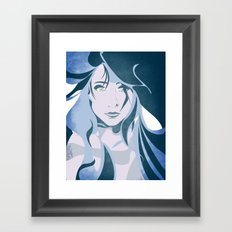 Illusion of Sight II Framed Art Print