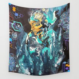 Beyond My Existence Wall Tapestry