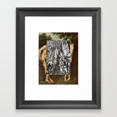 New Void Framed Art Print