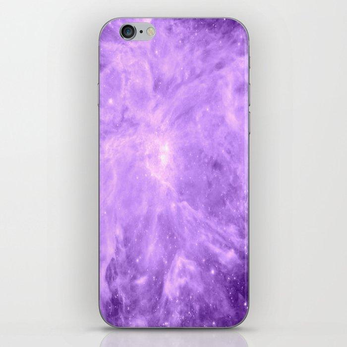 Lavender Orion Nebula iPhone Skin