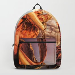Sail on Spirit of Buffalo Backpack