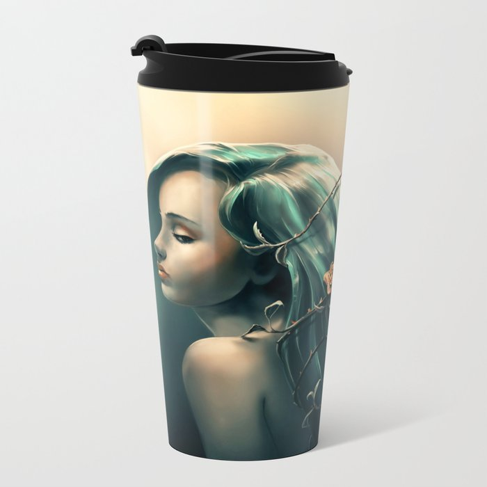 Troubles Metal Travel Mug